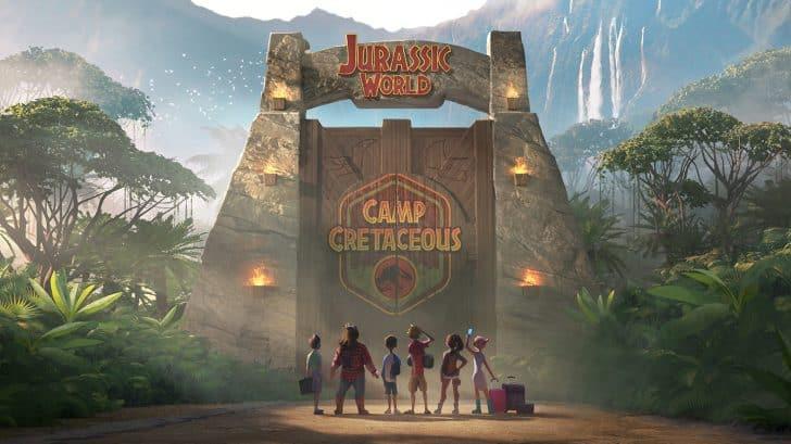 『ジュラシック・ワールド:キャンプ・クリテイシャス(Jurassic World: Camp Cretaceous)』