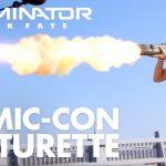 『ターミネーター:ニュー・フェイト(Terminator: Dark Fate)』の予告映像で公開されたシーンのメイキング映像が公開される