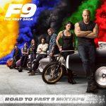 『ワイルド・スピード9(Fast & Furious 9)』のサウンドトラック「Road To Fast 9」のミュージックビデオ解禁🚗==33
