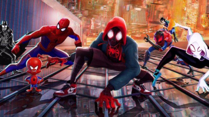 Spider-Man:Into the Spider-Verse 2