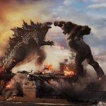 『#ゴジラvsコング(GODZILLA VS. KONG)』新たなポスター画像二種類公開🦍!