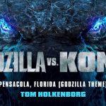 『#ゴジラvsコング(GODZILLA VS. KONG)』ゴジラ&コングの曲と新たなポスター画像公開🦍!