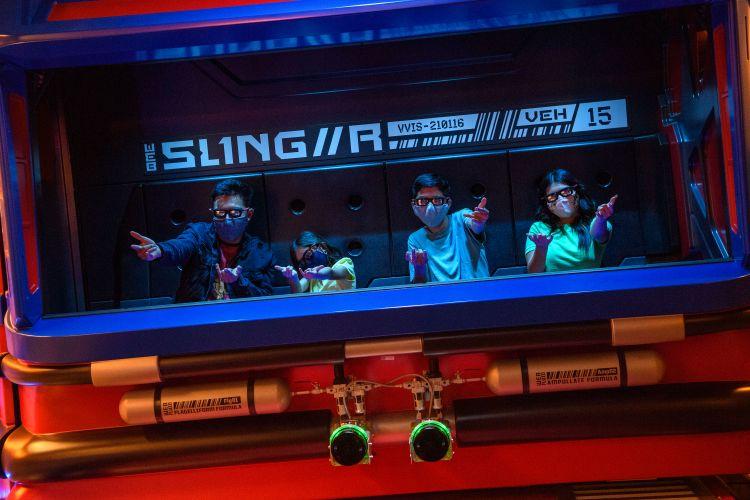 「ウェブ・スリンガーズ:スパイダーマン・アドベンチャー(WEB SLINGERS: A Spider-Man Adventure)」