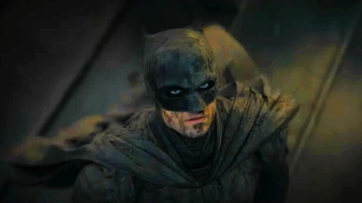 ロバート・パティンソン版『ザ・バットマン(The Batman)』