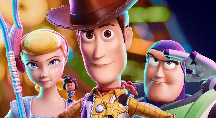 『トイ・ストーリー4(Toy Story 4)』
