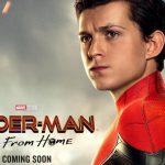 「スパイダーマン : ファー・フロム・ホーム(Spider-Man:Far From Home)」6種類のポスター画像公開🕷!