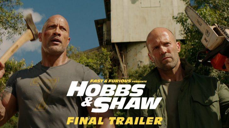 『ワイルド・スピード/スーパーコンボ(Hobbs And Shaw)』