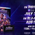 「アベンジャーズ/エンドゲーム(Avengers: Endgame)」Blu-rayに収録予定のボーナス映像の一部を公開!