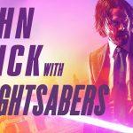 『ジョン・ウィック』の世界にライトセーバー!?違和感なく合成された動画が素晴らしいw