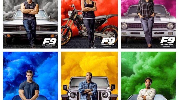 『ワイルド・スピード9(Fast & Furious 9)』