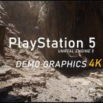 PlayStation 5凄すぎ! PS5で利用可能なゲームエンジン「Unreal Engine 5」デモ映像でPS5実機映像公開!
