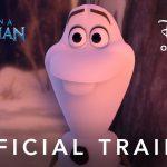 アナと雪の女王のオラフが主演?Disney+にて配信される『Once Upon a Snowman』の予告映像公開!