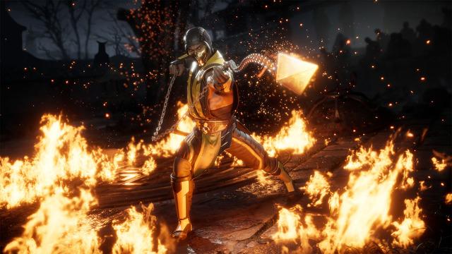 モータルコンバット(Mortal Kombat)