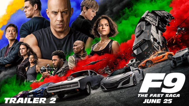 ワイルド・スピード9(Fast & Furious 9)