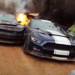 『ワイルド・スピード9(Fast & Furious 9)』のド派手なカーアクションシーンを撮影風景と共に一気に紹介する映像🚗==33