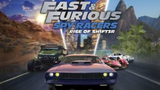 Fast&Furious:Spy Racers Rise of SH1FT3R