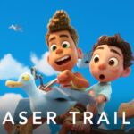 Disney+(ディズニープラス)にて6月18日世界同時配信予の『あの夏のルカ(Luca)』予告映像公開🐟!
