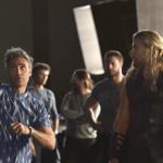 『ソー:ラブ・アンド・サンダー(Thor: Love and Thunder)』マイティ・ソー役クリス・ヘムズワース、真顔のオフショットを公開w