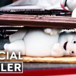 小さいマシュマロマンが可愛すぎる🥰『ゴーストバスターズ/アフターライフ(GHOSTBUSTERS: AFTERLIFE)』の初出し本編映像&監督親子のインタビュー動画👻!