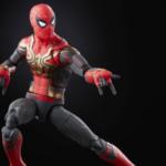 『スパイダーマン:ノー・ウェイ・ホーム(Spider-Man: No Way Home)』の新コスチュームが発売予定のフィギュアから流出w